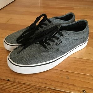 VANS Off The Wall Authentic Mens Shoes Sneaker